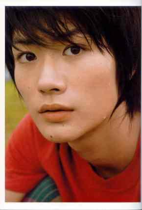 Miura Haruma Photobook - Tabun 031