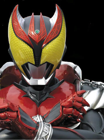 Kamen Rider on Kamen Rider Kiva      Tetra Fang      Roots Of The King   Lyrics
