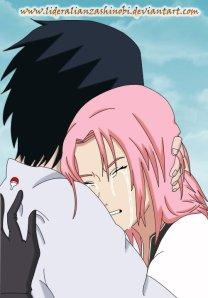 Sasuke Sakura - Hurt