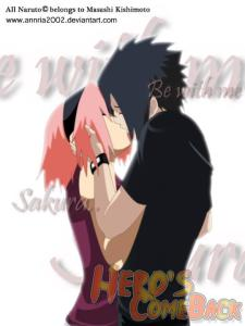 Sasuke_Sakura_Be with Me