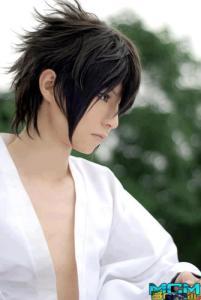 Sasuke uchiha Cool Cosplay