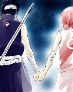 SasuSaku-always together