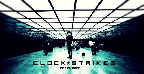 One ok Rock Logo 2013 One ok Rock Clock Strikes