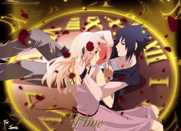 sasusaku-spend of time