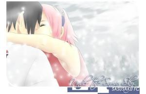 SasuSaku_Under the same sky