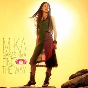 mika nakashima-find the way-cover