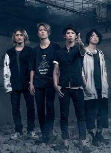One Ok Rock - new look - rockin'on japan