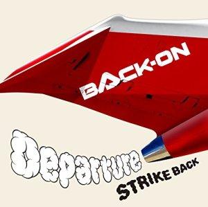 back-on departure strike back