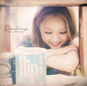 kana nishino-darling-cvr