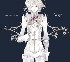 VAMPS Vampire's love cover