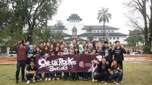 ONE OK ROCK BANDUNG 2014