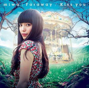 Miwa-Kiss You-cvr